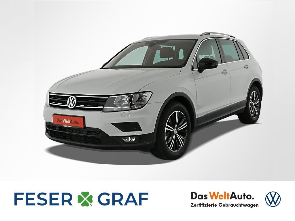Volkswagen Tiguan IQ Drive Navi AHK ActiveInfo Kamera, Jahr 2020, Benzin