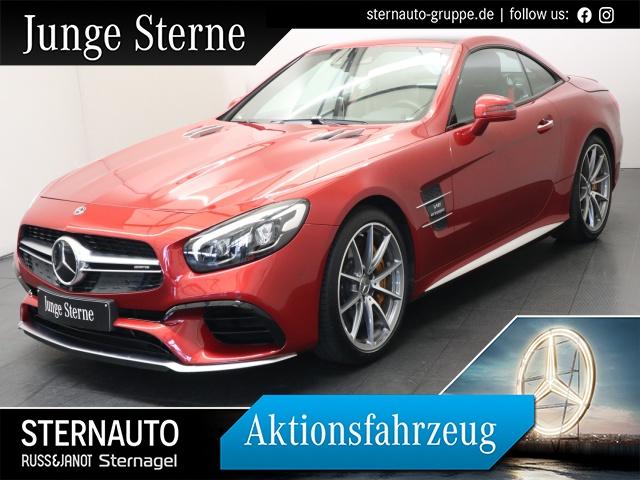 Mercedes-Benz SL 63 AMG 1.000EUR SOFORTBONUS BEI KAUF BIS15.4., Jahr 2018, Benzin