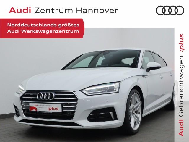 Audi A5 Sportback 2.0 TDI sport, S-line, Navi, AHK, DAB, Jahr 2019, Diesel