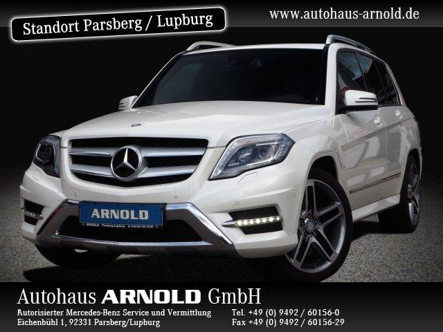 Mercedes-Benz GLK 250 BT 4M AMG Sportp. Memory AHK Vorr. Navi, Jahr 2012, Diesel