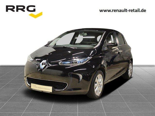 Renault ZOE INTENS AUTOMATIK zzgl. BATTERIEMIETE Limou, Jahr 2016, Elektro