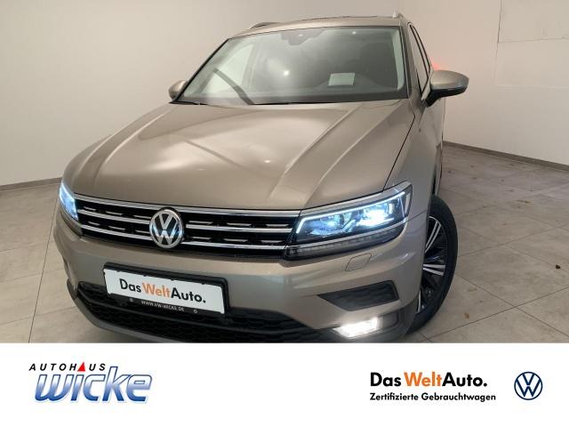 Volkswagen Tiguan 1.5 TSI Comfortline Navi ACC HUD, Jahr 2019, Benzin
