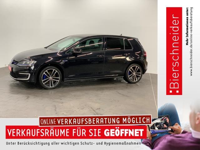 Volkswagen Golf VII 1.4 TSI DSG GTE NAVI BIXENON ACTIVE LIGHTING 17 DAB SH PDC, Jahr 2016, Hybrid