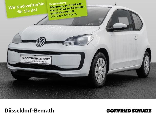 Volkswagen up! Move Up! move LED-Tagfahrlicht RDC Klima USB Seitenairb. BC Radio Airb Servo, Jahr 2017, Benzin