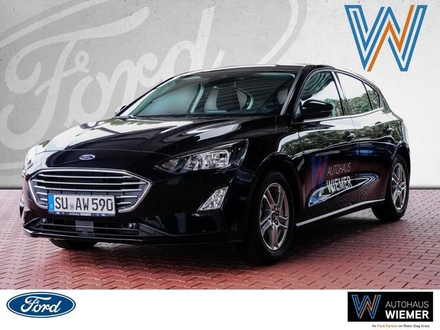 Ford Focus 1.5l EcoBlue Cool&Connect Lim.5-Tür.6-Gang Navi, Jahr 2021, Diesel
