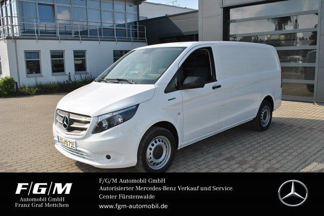 Mercedes-Benz eVito Kasten Lang Navigation/Klima/Rückfahrkamer, Jahr 2019, Elektro