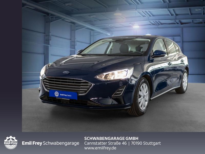 Ford Focus 1.0 EcoBoost Start-Stopp-System TREND, Jahr 2018, Benzin