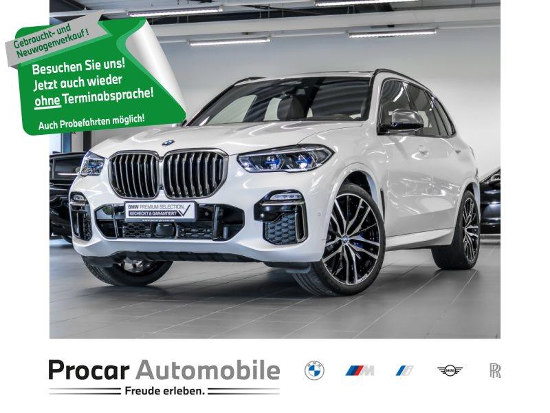 BMW X5 M50d AHK 22 Head-Up DrivAsProf Pano, Jahr 2019, Diesel