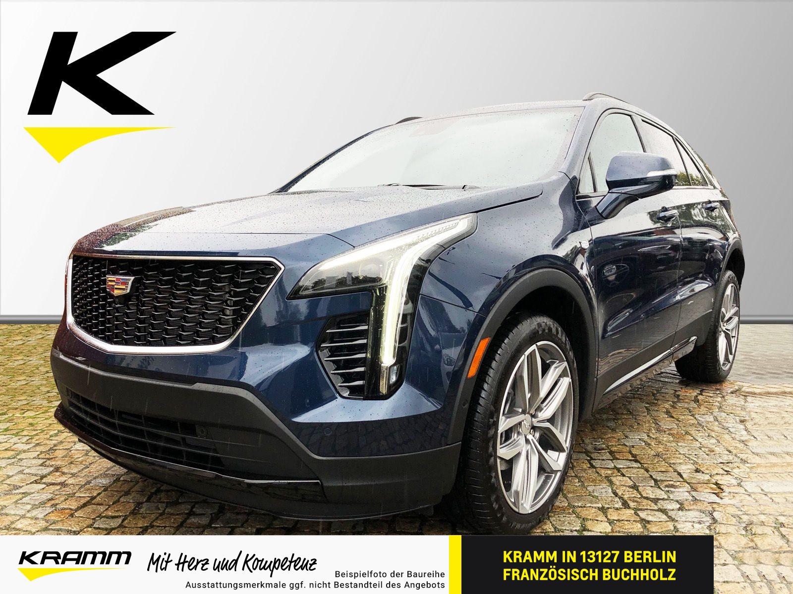Cadillac XT4 350D AWD Sport Leder LED Navi Keyless Dyn. Kurvenlicht Klimasitze, Jahr 2020, Diesel