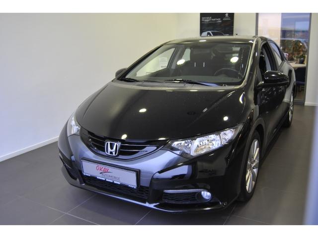 Honda Civic G5 2.2 i-DTEC Sport Sitzheizung, Jahr 2012, diesel