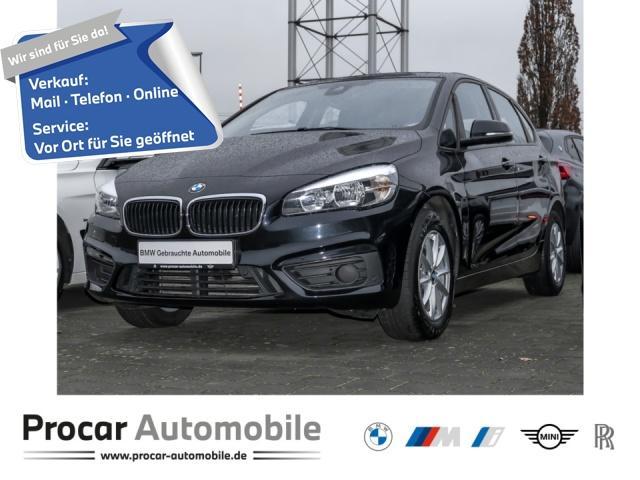 BMW 218 Active Tourer Aut. Navi Sportsitze PDC Shz, Jahr 2017, Diesel