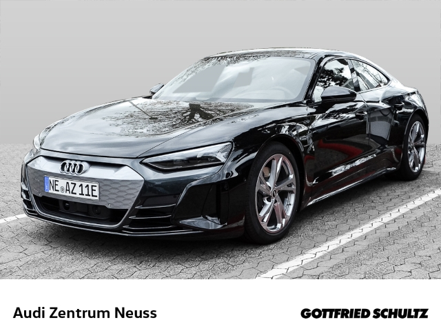 Audi e-tron GT quattro LED Navi Keyless AD Dyn. e-Sitze ACC Parklenkass. Rückfahrkam., Jahr 2021, Elektro