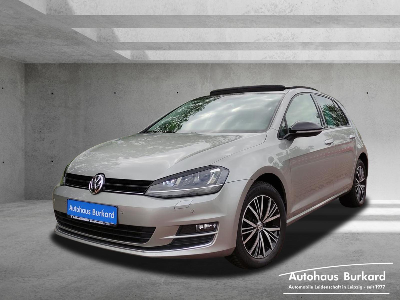 Volkswagen Golf Vll 2.0 TDI Allstar DSG, Dynaudio, Park Assist, Jahr 2016, Diesel