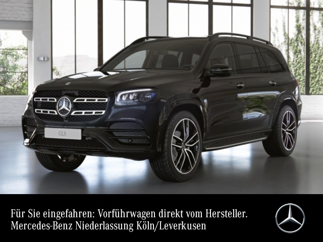 Mercedes-Benz GLS 580 4M AMG WideScreen Pano Multibeam Burmester, Jahr 2021, Benzin