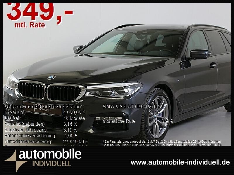 BMW 525 finanzieren