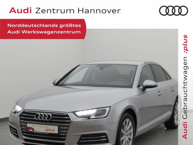 Audi A4 Limousine 2.0 TDI Sport, Standh., virtual, DAB, Navi, Xenon, Jahr 2016, Diesel
