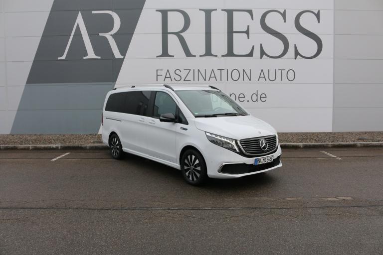 Mercedes-Benz EQV 300 Distronic/LED/MBUX/EASY-Pack/Burmester, Jahr 2020, Elektro
