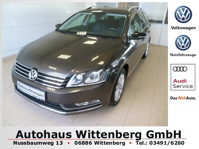 Volkswagen Passat Variant 1,4 TSI Business Edition*Xenon*AZ, Jahr 2014, Benzin