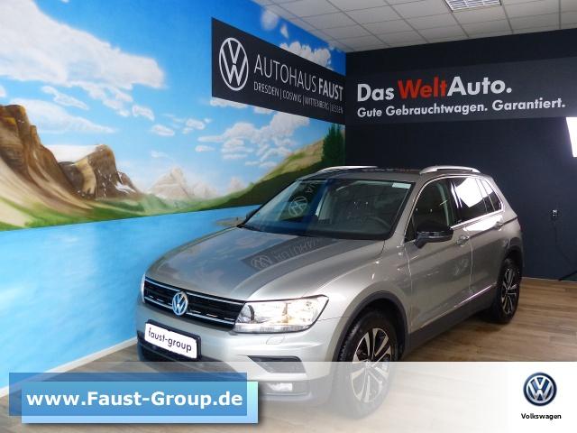 Volkswagen Tiguan IQ.DRIVE UPE41010 NAVI AHK AppConnect ACC, Jahr 2020, Diesel
