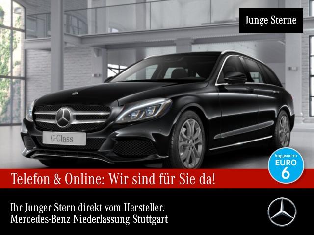 Mercedes-Benz C 220 d T Avantgarde Stdhzg Distr. ILS LED Kamera, Jahr 2017, Diesel