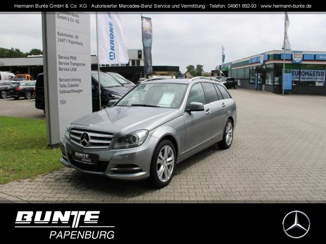 Mercedes-Benz C 180 T (BlueEFFICIENCY) Avantgarde+XENON+NAVI++, Jahr 2014, Benzin