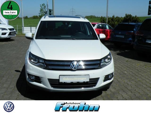 Volkswagen Tiguan Lounge Sport & Style 4Motion DSG Klima, Jahr 2016, Diesel