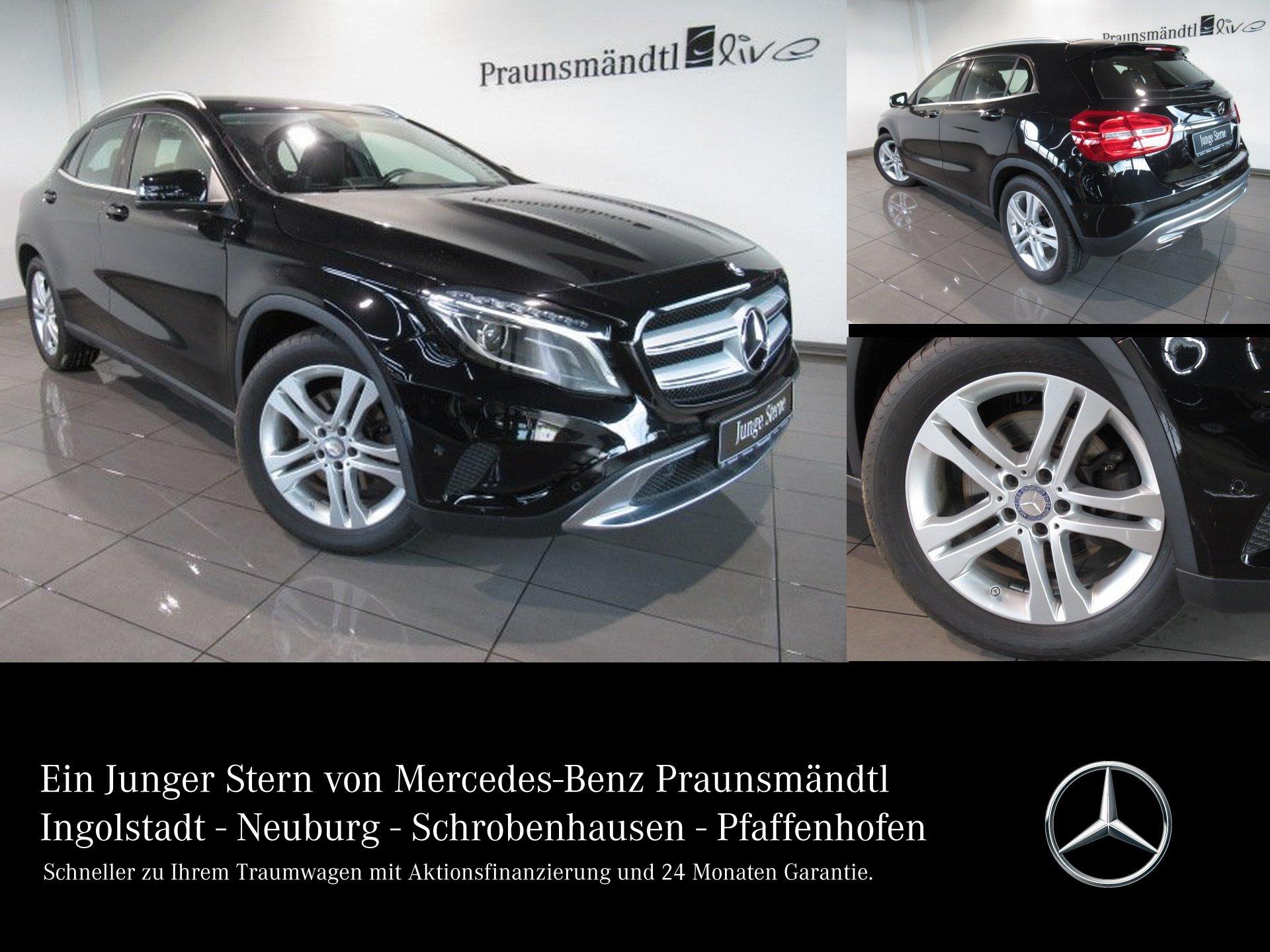 Mercedes-Benz GLA 250 4M Urban 7ATG/BiXenon/Navi/PTS/SHZ/LMR18, Jahr 2015, Benzin
