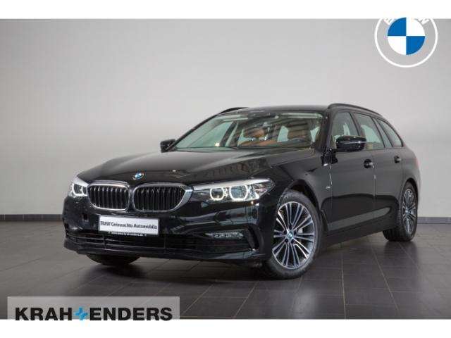 BMW 525 d Touring Sport Line+LED+Navi+Rückfahrkam., Jahr 2018, Diesel