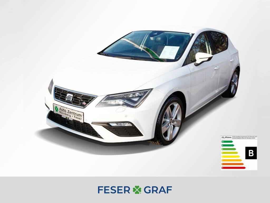 Seat Leon FR 1.5 TSI ACT DSG LED/Navi/Gar. 3J-10, Jahr 2019, Benzin