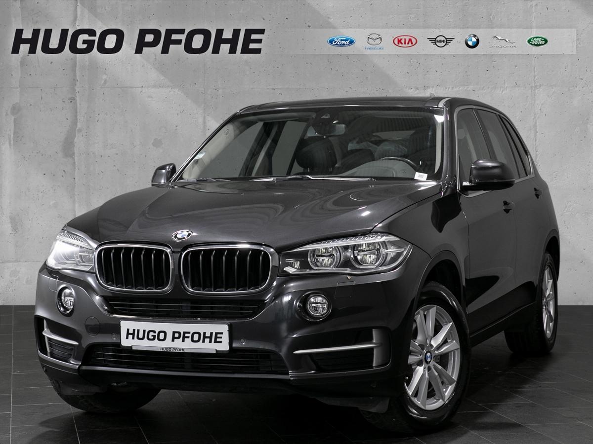 BMW X5 X5 xDrive30d. 190 kW. 5-türig (Diesel), Jahr 2014, Diesel