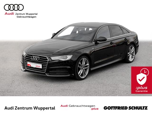 Audi A6 Limo 2.0TDI KAMERA S-LINE LEDER XEN GRA DAB SHZ, Jahr 2017, Diesel
