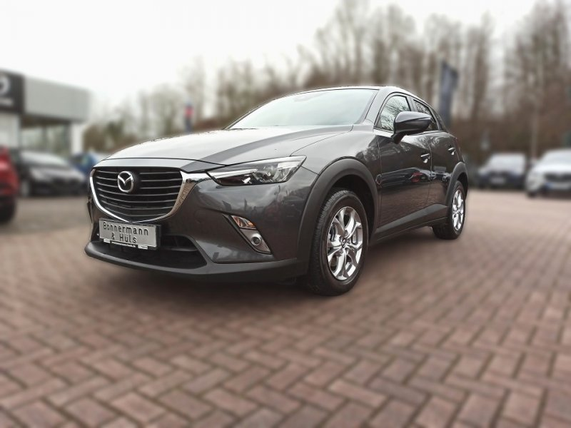 Mazda CX-3 2.0 G-120 Exclusive-Line *LED*PDC hi*Tempomat*, Jahr 2017, Benzin