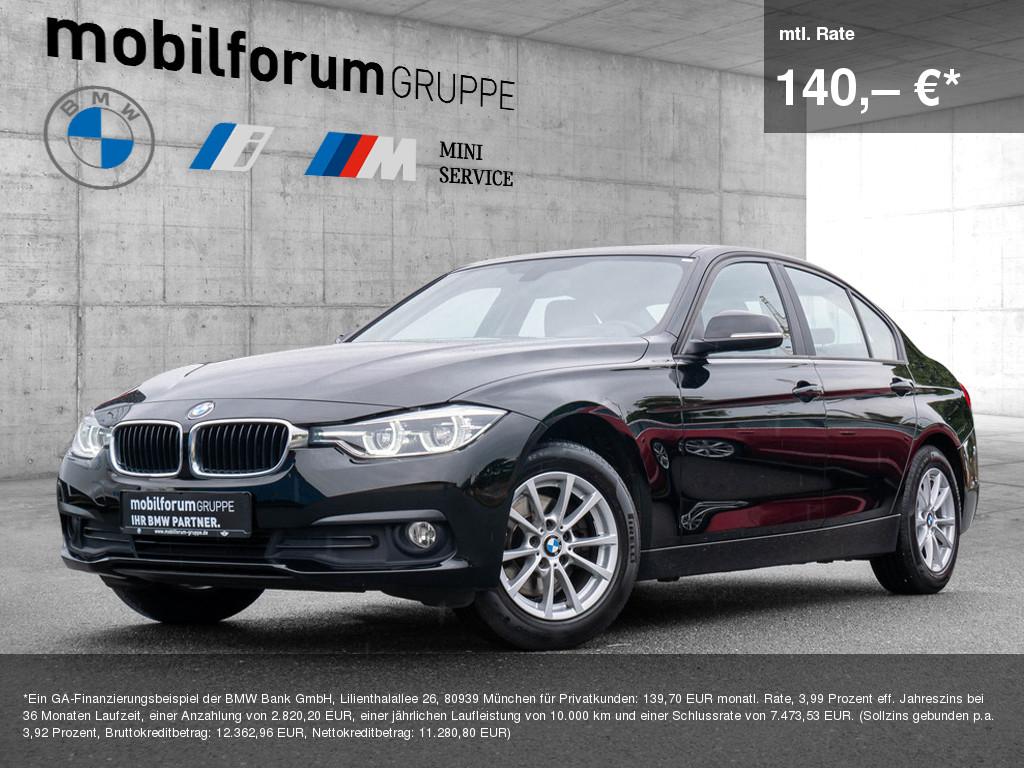 BMW 320d, Jahr 2017, Diesel