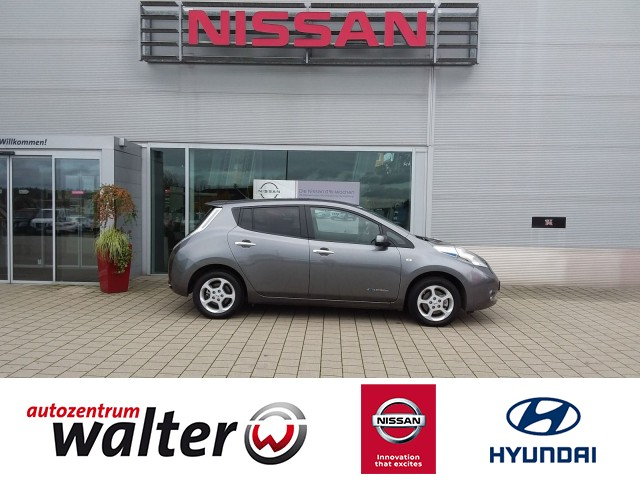 Nissan Leaf Acenta 24 kwh KAUF Batterie, Navi, Rückfahrkamera, Klimaautomatik, Tempomat, Jahr 2015, Elektro