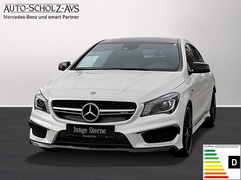 Mercedes-Benz CLA 45 AMG Shooting Brake 4M *Night*PanoDach*, Jahr 2015, Benzin