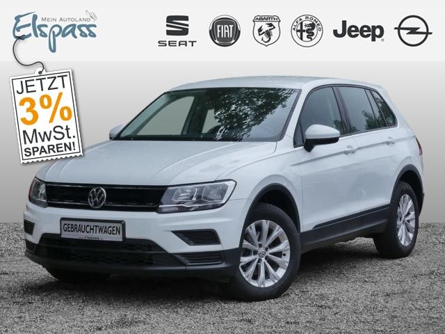 Volkswagen Tiguan Trendline BMT 4Motion 1.4 TSI AHK CD MP3, Jahr 2016, Benzin