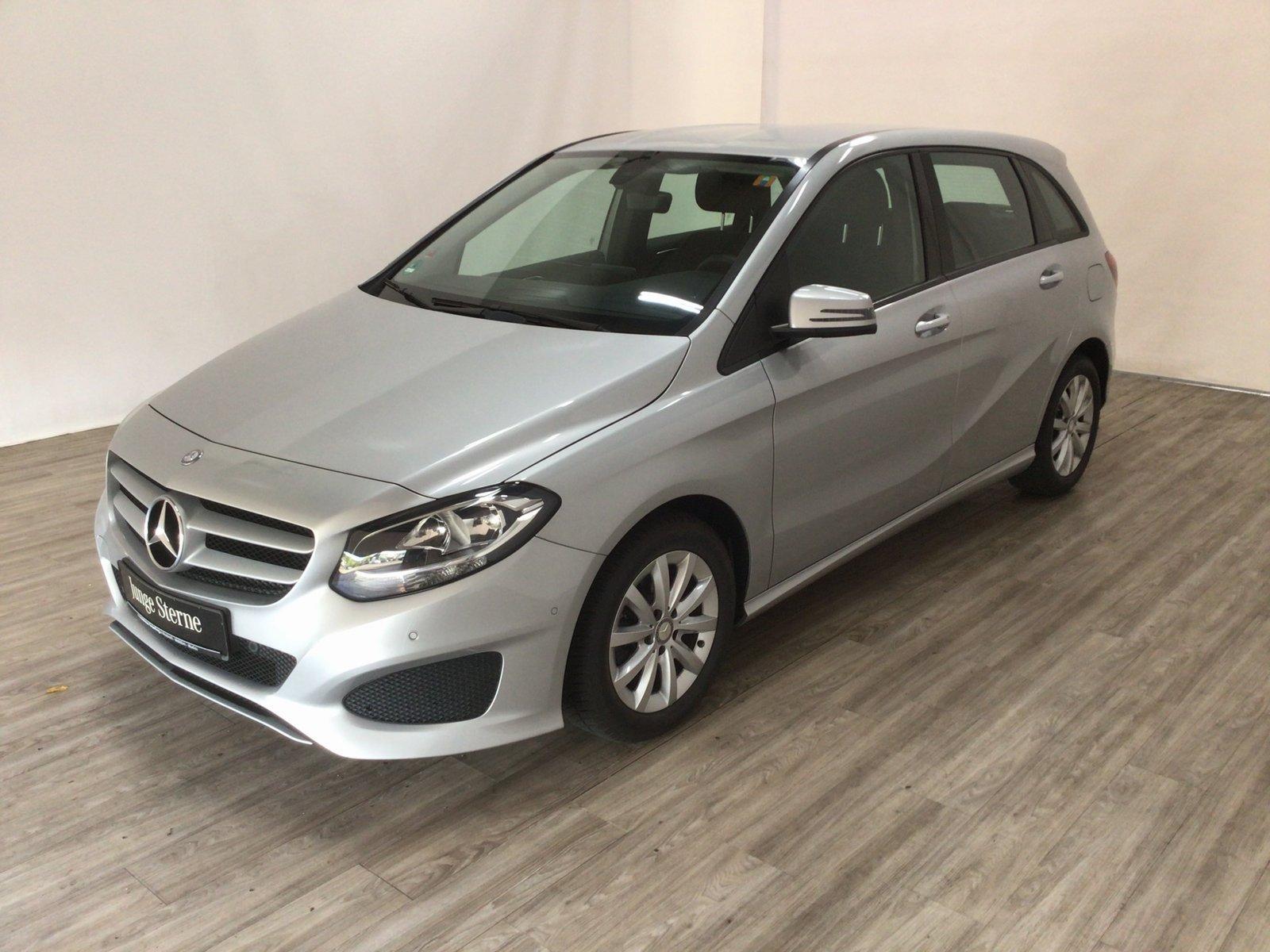 Mercedes-Benz B 200 d *Navi*Park-Assistent*Klima*Sitzheizung*, Jahr 2016, Diesel