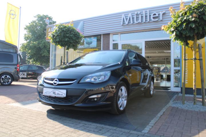 Opel Astra 1.7 CDTI DPF Sports Tourer ENERGY SHZ, Jahr 2014, Diesel
