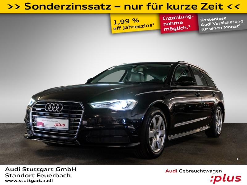 Audi A6 Avant 3.0 TDI quattro Leder Standheizung Kam, Jahr 2017, Diesel