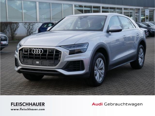Audi Q8 50 TDI quattro 3.0 EU6d-T Matrix VC Assistenzpaket Stadt+Tour, Jahr 2018, Diesel