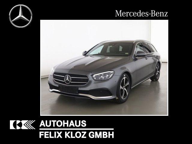 Mercedes-Benz E 200 T d Avantgarde/AHK/LED/MBUX/Totw./Kamera, Jahr 2020, Diesel