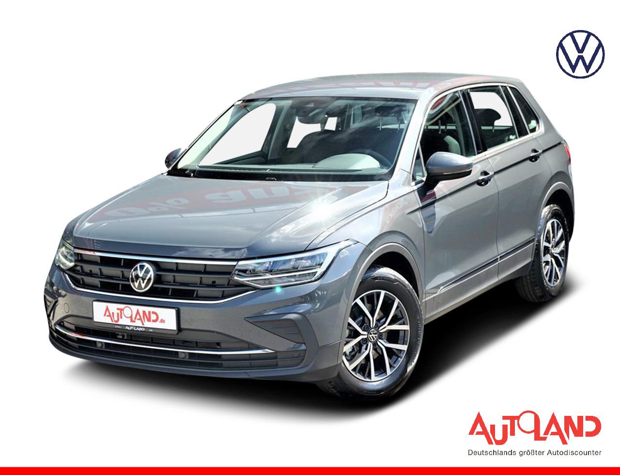 Volkswagen Tiguan, Jahr 2021, Benzin