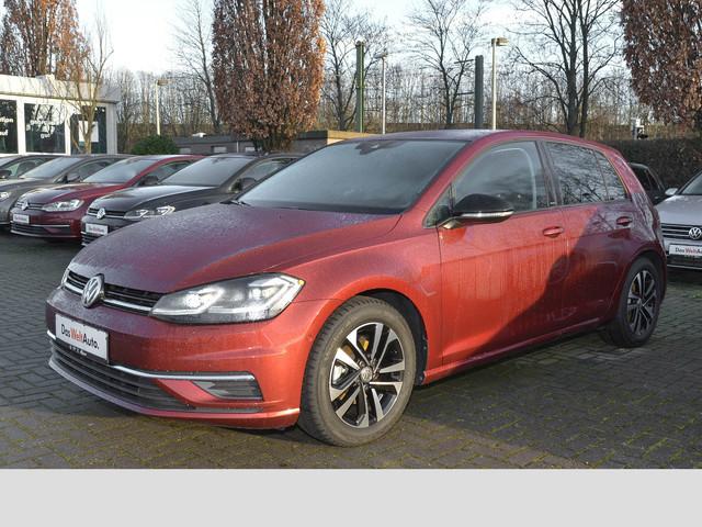 Volkswagen Golf VII IQ.DRIVE 1.0 TSI Navi LED Parklenk ACC 3 Jahre Anschlussgarantie, Jahr 2019, Benzin