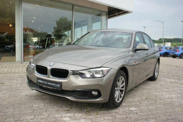 BMW Baureihe 3 Lim. 316d Advantage, Jahr 2017, Diesel