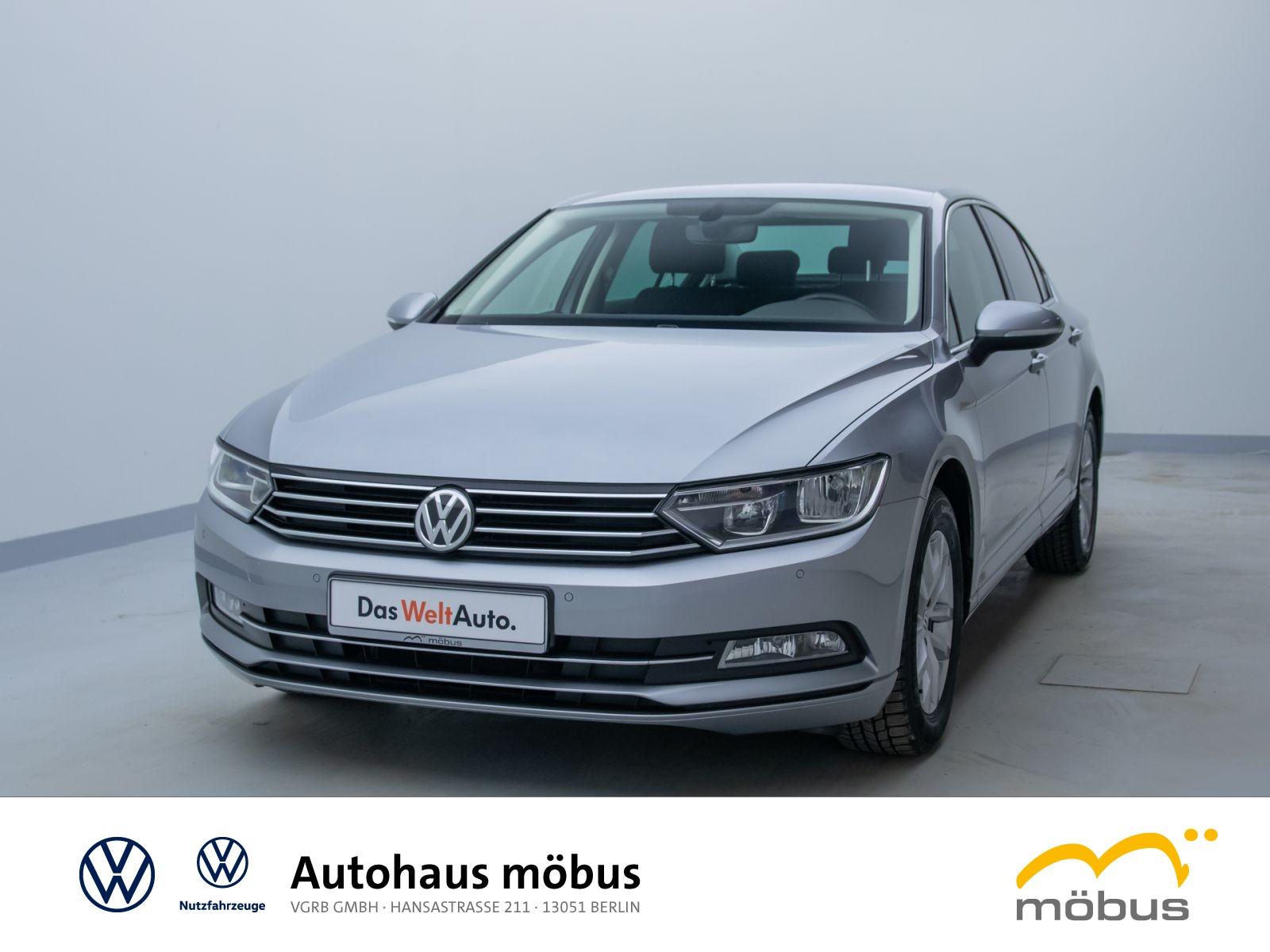 Volkswagen Passat 1.4 TSI**COMFORTL*NAVI*GANZJAHRESREIFEN**, Jahr 2018, Benzin