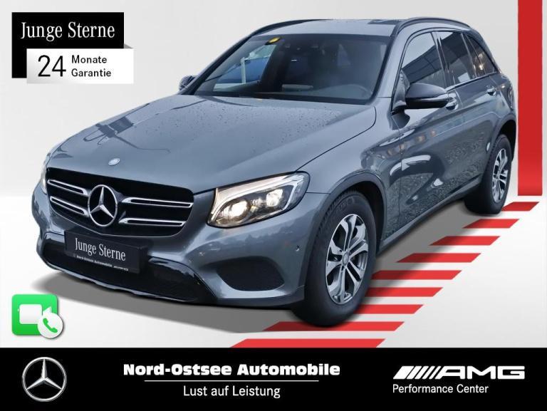 Mercedes-Benz GLC 250 d 4M Exclusive Comand Night AHK LED PDC, Jahr 2016, Diesel