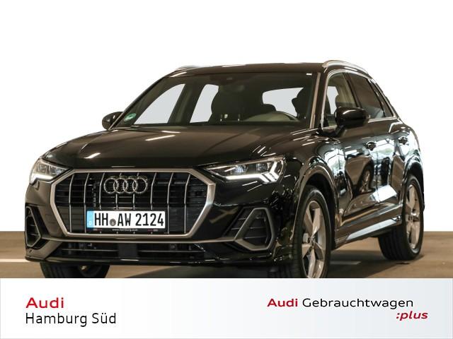 Audi Q3 35 TFSI S tronic S line NAVI/LED/VIRTUAL, Jahr 2020, Benzin