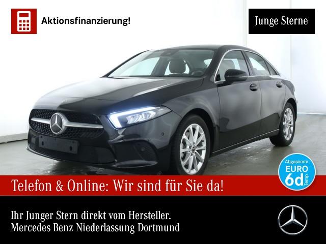 Mercedes-Benz A 200 Limousine Progressive AHK LED Premium, Jahr 2020, Benzin