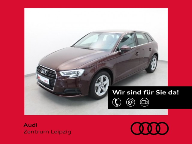 Audi A3 Sportback 1.6 TDI *Xenon*Bluetooth*SHZ*PDC*, Jahr 2017, Diesel