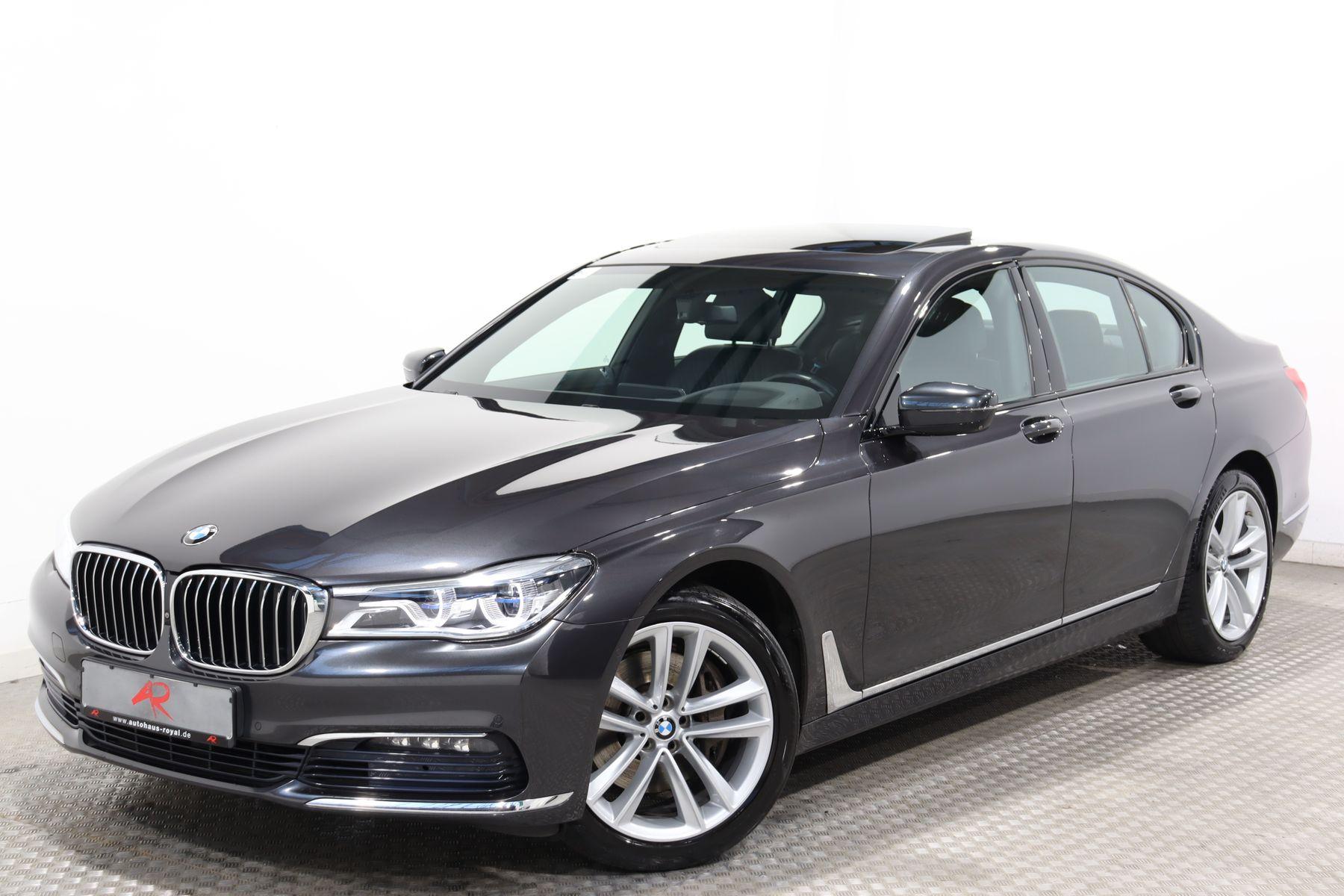 BMW 730 d LASER,DIG.TACHO,SOFTCLOSE,HEADUP,MASSAGE, Jahr 2016, Diesel